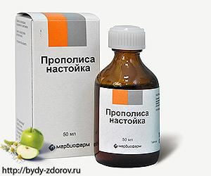 настойка-прополиса